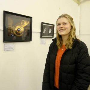 WRAD 'Art in Schools' group show at the Outlaw Gallery